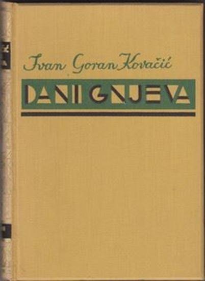 Bibliofil Ivan Goran Kovacic Dani Gnjeva
