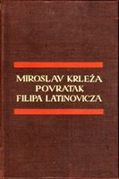 Picture of Miroslav Krleža: Povratak Filipa Latinovicza
