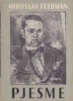 Picture of Miroslav Feldman: Pjesme