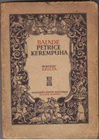 Picture of Miroslav Krleža: Balade Petrice Kerempuha