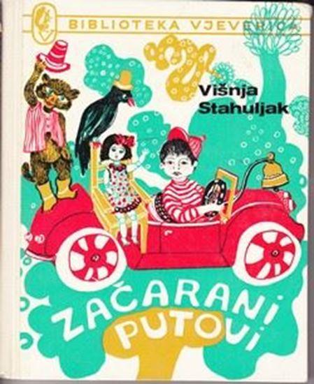 Picture of Visnja Stahuljak: Zacarani putovi
