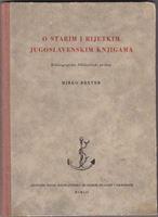 Picture of Mirko Breyer: O starim i rijetkim jugoslavenskim knjigama