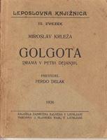 Picture of Miroslav Krleža: Golgota