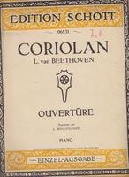 Picture of Vladimir Ruzdjak, potpis: Coriolan- L. Van Beethoven