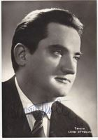 Picture of Luigi Ottolini, potpis / autograph: Fotografija s potpisom / signed photo
