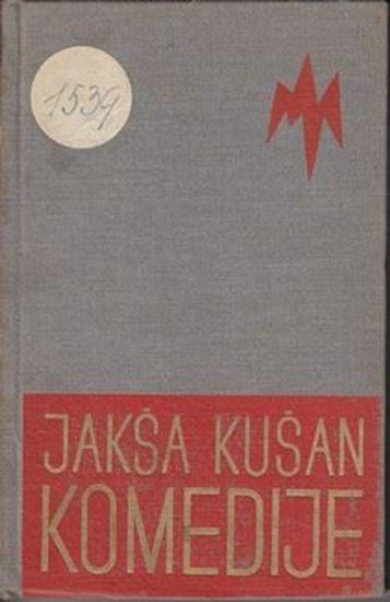 Picture of Jakša Kušan: Komedije