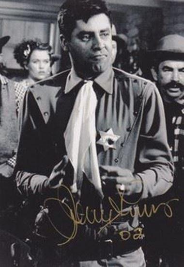Picture of Jerry Lewis,  autograph / potpis : Fotografija s potpisom / signed photo