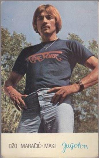 Picture of Džo Maračić Maki: Fotografija s potpisom