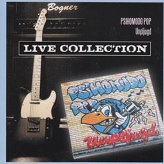 Picture of Psihomodo pop: CD-Live Collection-Unpljugd-potpis Davor Gobac