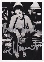 Picture of Zoe Wanamaker autograph: Fotografija s potpisom / signed photo