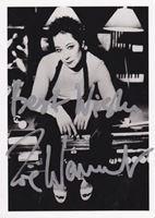 Picture of Zoe Wanamaker autograph: Fotografija s potpisom / signed photo