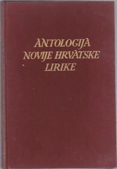 Picture of Mihovil Kombol, uredio: Antologija novije hrvatske lirike