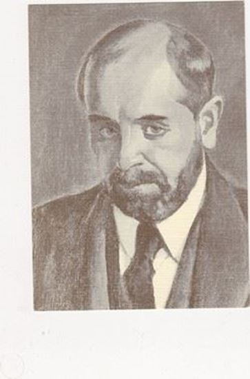 Picture of Jerolim Miše: Miroslav Krleža