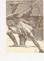 Picture of Petrica Kerempuh, autor Antun Augustinčić: Razglednica ( spomenik Seljačkoj buni, Gornja Stubica)