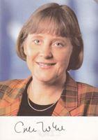 Picture of Angela Merkel: Potpis / autograph