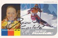 Picture of Janica Kostelić: Potpis / autograph