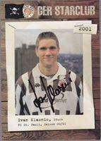 Picture of Ivan Klasnic: Potpis / autograph