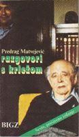 Picture of Predrag Matvejević: Razgovori s Krležom