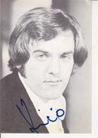 Picture of Krunoslav Kićo Slabinac, potpis: Foto razglednica