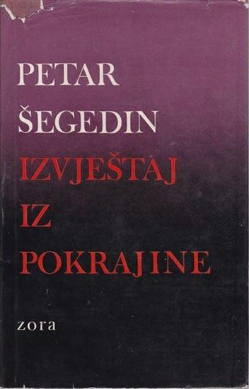Picture of Petar Šegedin: Izvještaj iz pokrajine