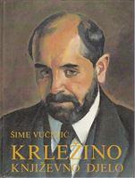 Picture of Sime Vucetic: Krlezino knjizevno djelo