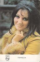 Picture of Tereza Kesovija, potpis: Foto razglednica