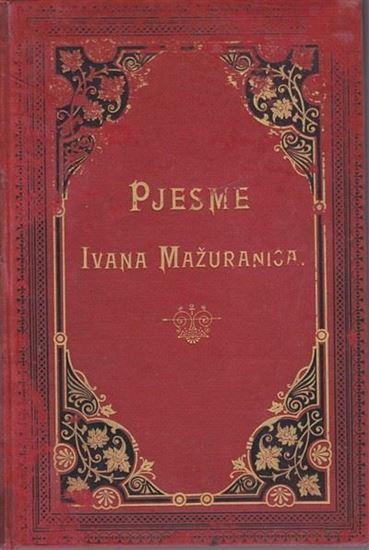Picture of Ivan Mazuranic: Pjesme Ivana Mazuranica