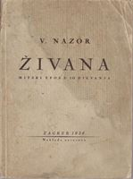 Picture of Vladimir Nazor: Zivana