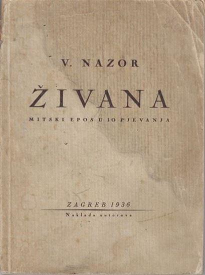 Picture of Vladimir Nazor: Zivana