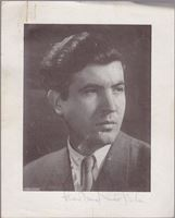 Picture of Vladimir Ruždjak, potpis: Fotografija s potpisom