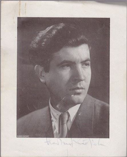 Picture of Vladimir Ruzdjak, potpis: Fotografija s potpisom