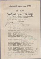 Picture of Nada Tončić, Vesna Ruždjak, Noni Žunec-potpisi: Programski plakat