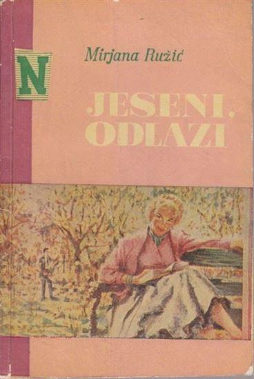 Picture of Mirjana Ružić: Jeseni, odlazi