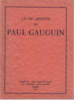 Picture of Raymond Cogniat: La Vie Ardente de Paul Gauguin
