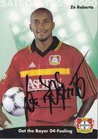 Picture of Ze Roberto: Potpis / autograph