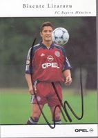 Picture of Bixente Lizarazu: Potpis / autograph