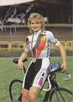 Picture of Annett Neumann: Potpis / autograph