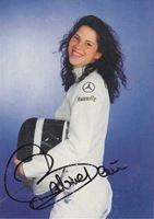 Picture of Sabine Bau: Potpis / autograph