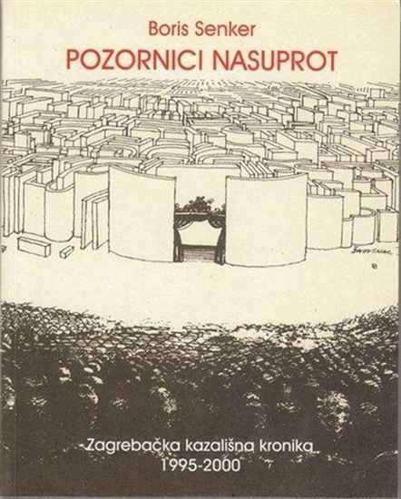 Picture of Boris Senker: Pozornici nasuprot
