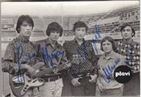 Picture of Grupa Mi: Fotografija s potpisima / signed photo