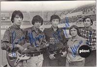 Picture of Grupa Mi: Fotografija s potpisima / signed photo