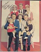Picture of Rick Nelson family: Fotografija s potpisima / signed photo