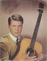 Picture of Rick Nelson: Fotografija s potpisom / signed photo