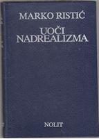 Picture of Marko Ristic: Uoci nadrealizma