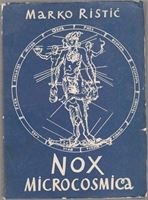 Picture of Marko Ristic: Nox microcosmica