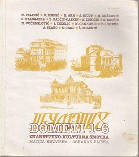 Picture of Darko Deković, urednik: Dometi 1-6