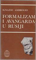 Picture of Ignazio Ambrogio   : Formalizam i avangarda u Rusiji