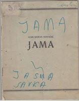 Picture of Ivan Goran Kovacic: Jama