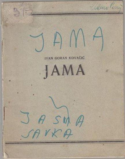 Picture of Ivan Goran Kovačić: Jama