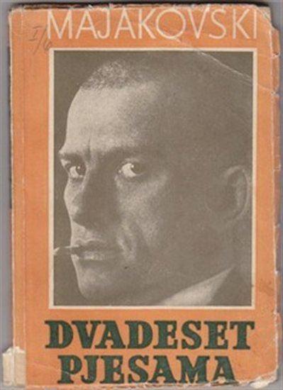 Picture of Vladimir Majakovski: Dvadeset pjesama